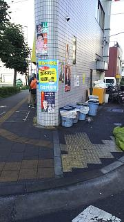 20161112ラーメン二郎三田本店(その1)