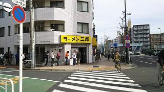 20161120ラーメン二郎亀戸店(その4)