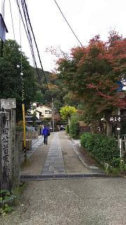 20161123祇王寺(その1)