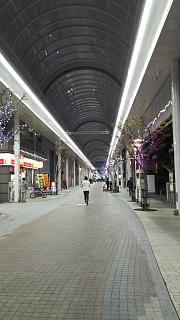 20161126夜の高松(その1)