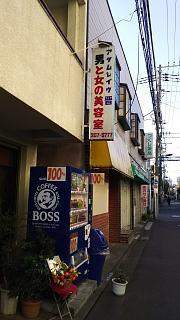 20161210大久保→歌舞伎町(その1)