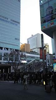 20161218新宿南口(その1)