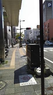 20160924高松駅まで(その1)