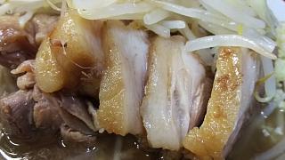 20161008ラーメン二郎三田本店(その6)