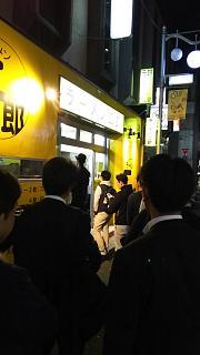20161014ラーメン二郎歌舞伎町店(その1)