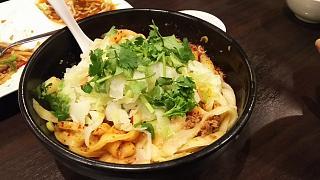 20161028西安刀削麺張家(その6)