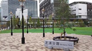 201611102港区公園