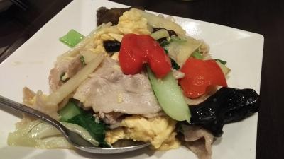 20161104西安刀削麺(その4)