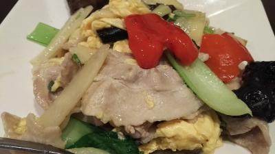 20161104西安刀削麺(その5)