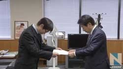1-塩崎厚生労働大臣に要望書