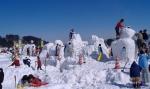 雪ダルマ大会
