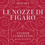 クルレンツィス「フィガロの結婚」全曲(SONY)