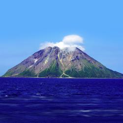 薩摩硫黄島硫黄岳