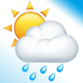 天気Apple