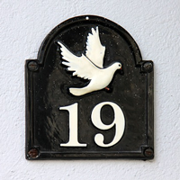 鳩ナンバーpixabay