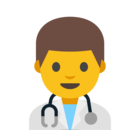 医者男性Google