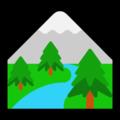 国立公園Microsoft
