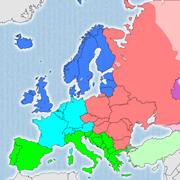 北欧地図Wikimedia