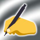 記者の手EmojiOne