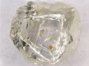 Botswana includion diamond