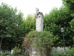 サン・ドニの像 モンマルトル