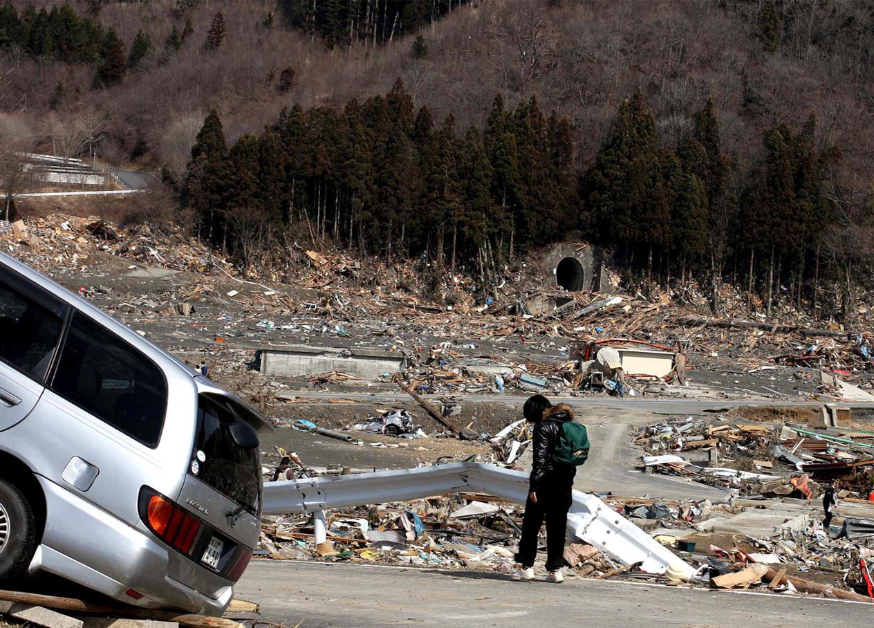 忘れまい 東日本大震災(4)