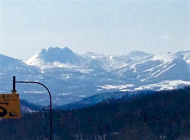 2017_3_20羊蹄周辺山脈
