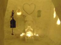 月山志津温泉雪旅籠の灯り15