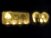 月山志津温泉雪旅籠の灯り18