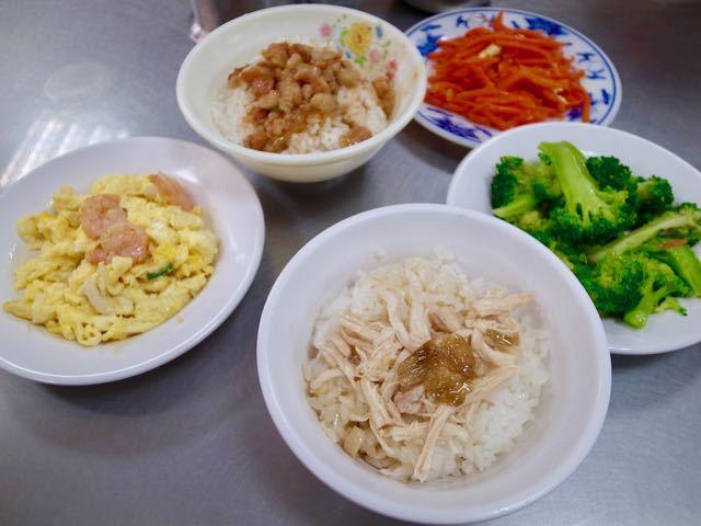 台北ご飯 - 1