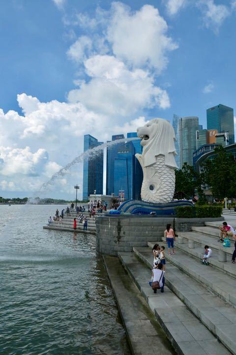 シンガポール マーライオン - 1