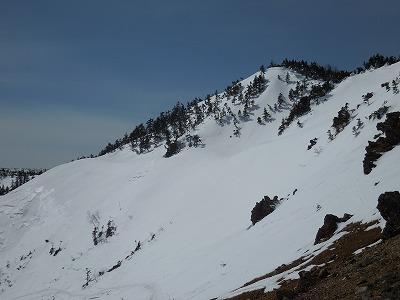 05空釜から本白根山