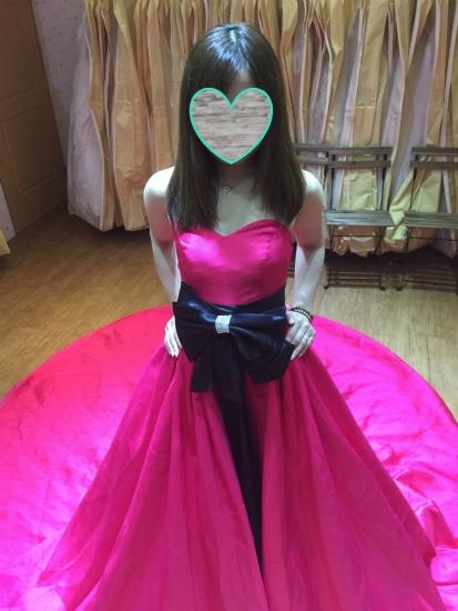 台湾結婚写真ドレス15