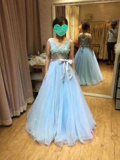 台湾結婚写真ドレス12