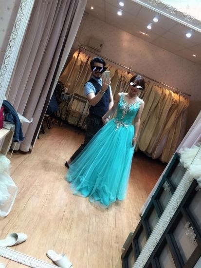台湾結婚写真ドレス14