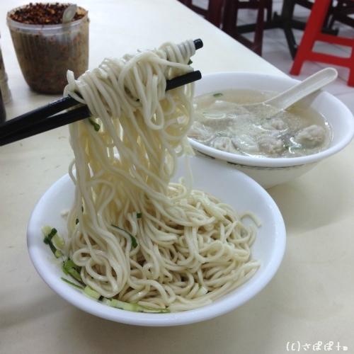 中原福州乾麺12