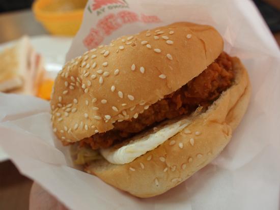 弘爺漢堡10
