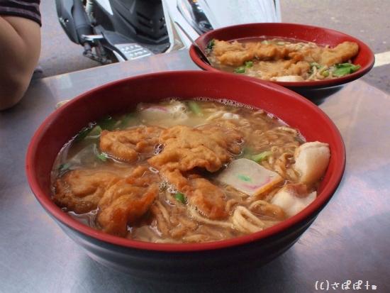 醇涎坊鍋燒意麵12