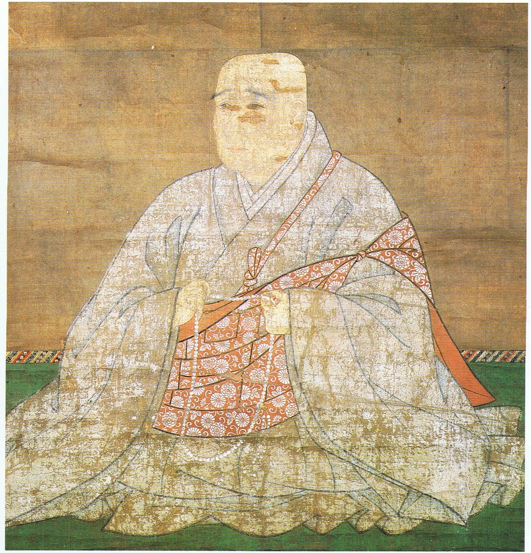 後白河法皇像(神護寺蔵)