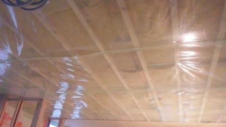 二階天井施工