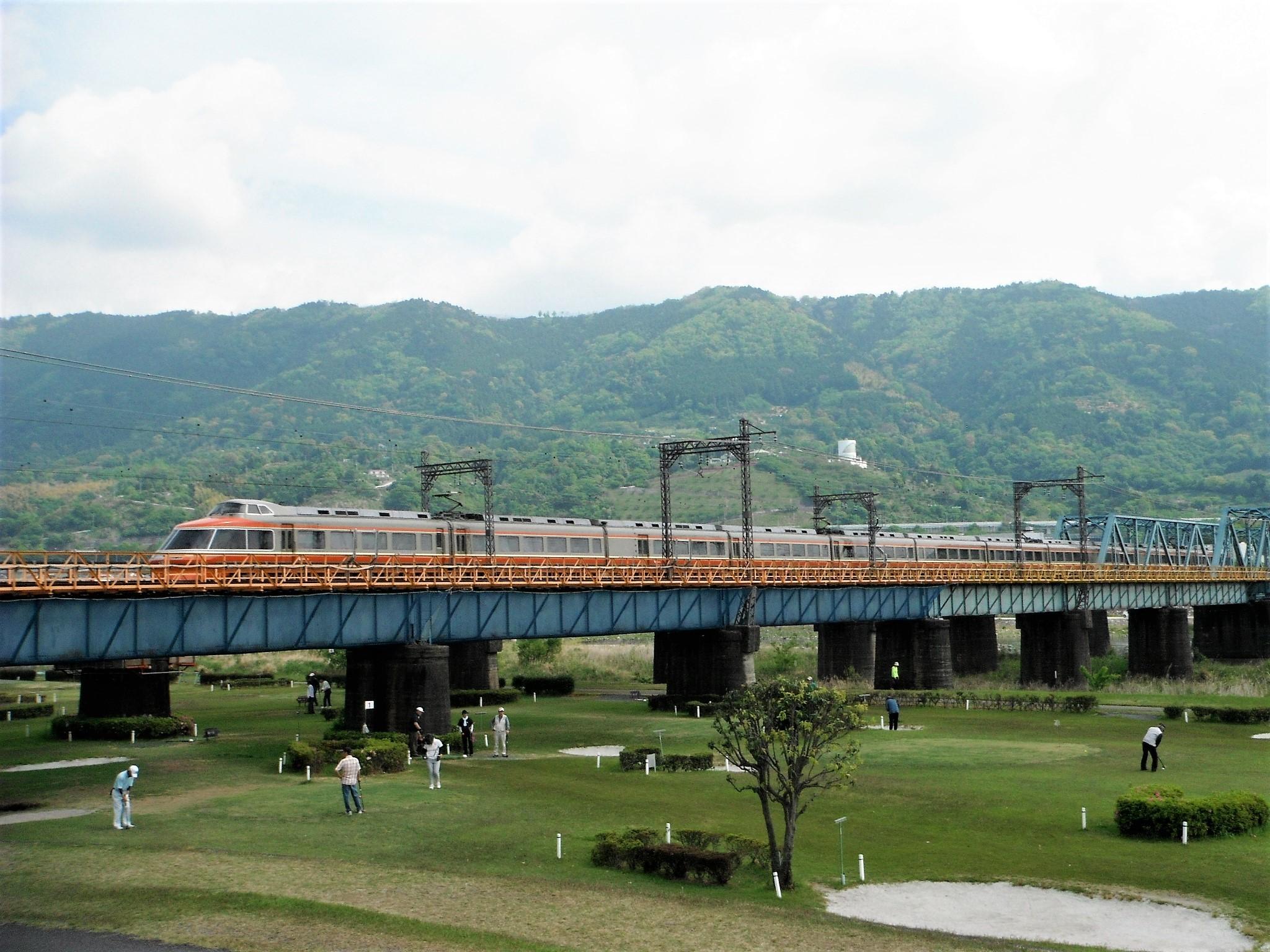 酒匂川サイクリングコース7