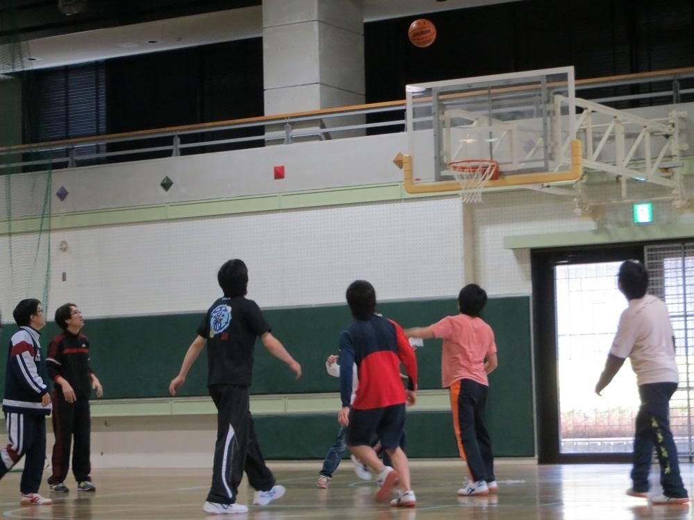 バスケット大会の様子3