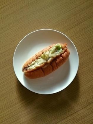白身魚フライドッグ&チーズ