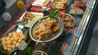 ハマケイ、若鶏の唐揚