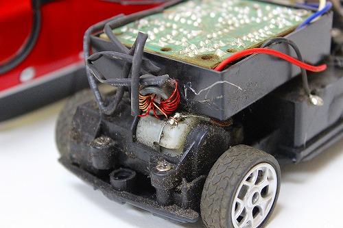 ラジコン修理1