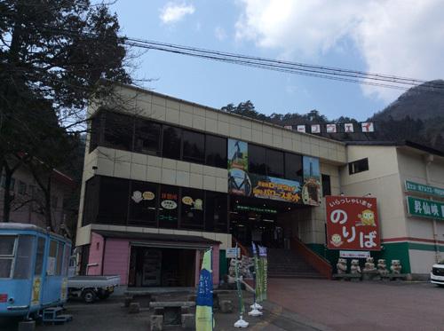 20170319昇仙峡ロープウェイ外観