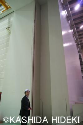 幅2メートルの壁