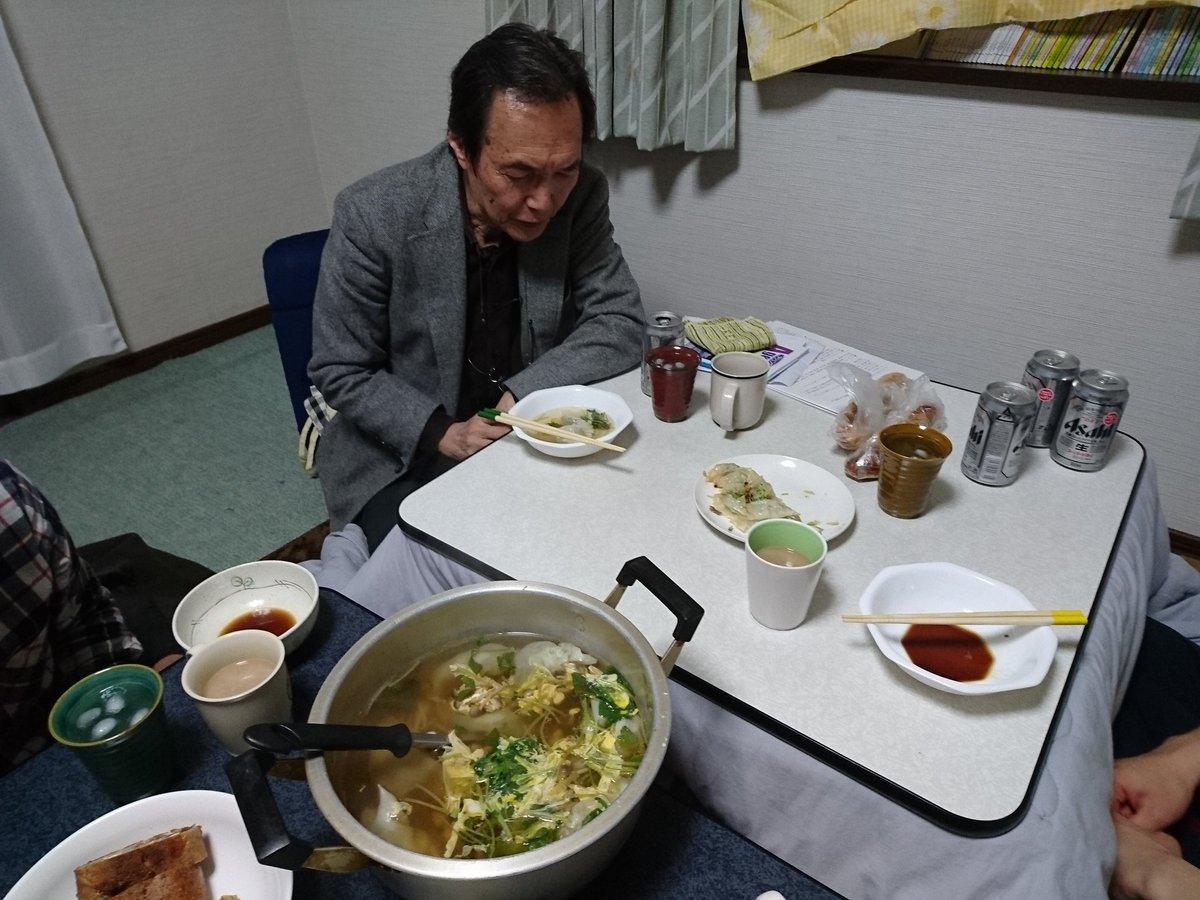 田畑稔先生(1)