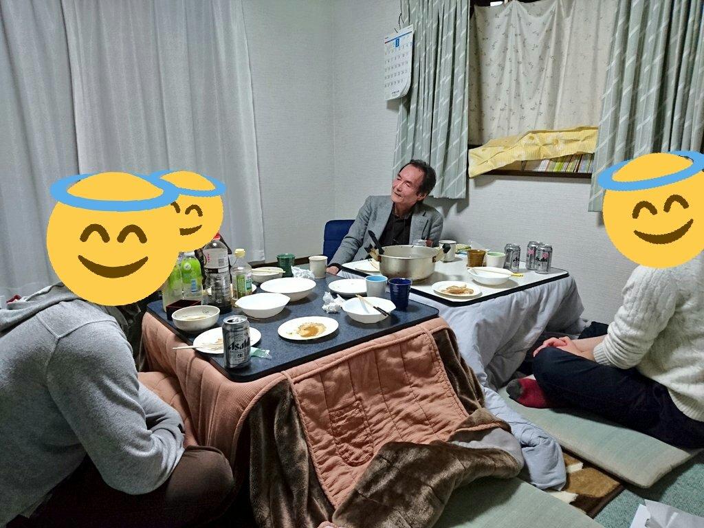 田畑稔先生(2)
