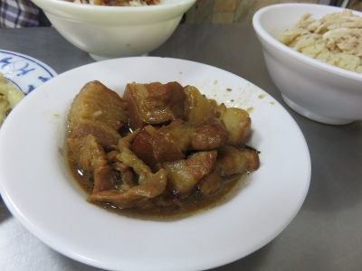 梁記嘉義鶏肉飯3